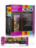 KIND Plus Pomegranate Blue Pistachio + Antioxidants - Box of 12 Bars