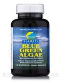 Klamath Shores® Blue Green Algae 500 mg - 120 Capsules