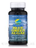 Klamath Shores® Blue Green Algae 500 mg 60 Capsules