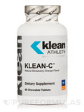 Klean-C™ Natural Strawberry-Orange Flavor - 60 Chewable Tablets
