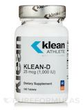 Klean-D 1000 IU - 100 Tablets