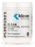 Klean Essential Aminos +HMB®, Natural Orange Flavor - 9.7 oz (275 Grams)