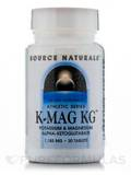 K-Mag KG (Potassium & Magnesium Alpha-Ketoglutarate) 1185 mg - 30 Tablets