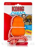 KONG® Aqua Toy with Rope for Large Dogs (30-65 lbs / 13-30 kg) - 1 Count