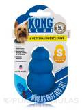 KONG® Blue Toy for Small Dogs (Up to 20 lbs / Up to 10 kg) - 1 Count