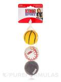KONG® Sport Balls, Medium - 3 Balls