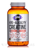 NOW® Sports - Kre-Alkalyn Creatine - 240 Capsules