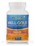 Krill Gold (Neptune Krill Oil) 500 mg 120 Softgels