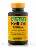 Krill Oil 1000 mg - 60 Softgels