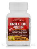 Krill Oil 300 mg 60 Softgels
