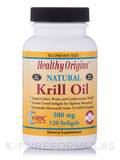 Krill Oil 500 mg (K-Real™) 120 Softgels