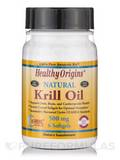 Krill Oil 500 mg (K-RealTM) - 6 Softgels