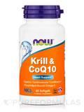 Krill Oil & CoQ10 - 60 Softgels
