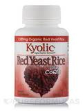 Kyolic Red Yeast Rice plus CoQ10 - 75 Capsules
