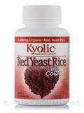 Kyolic Red Yeast Rice plus CoQ10 75 Capsules