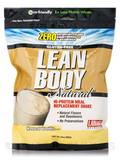 Lean Body Natural Vanilla Flavor - 24 oz (680 Grams)