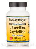 L-Carnitine Crystalline 500 mg - 90 Veggie Licaps®