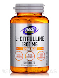 NOW® Sports - L-Citrulline 1200 mg - 120 Tablets