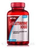 L-Glutamine 1000 mg - 100 Capsules
