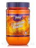 NOW® Sports - L-Leucine Powder (Instantized) - 9 oz (255 Grams)