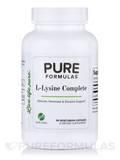 L-Lysine Complete - 90 Vegetarian Capsules