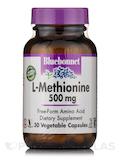 L-Methionine 500 mg - 30 Vegetable Capsules