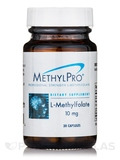 L-Methylfolate 10 mg - 30 Capsules