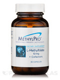 L-Methylfolate 10 mg + Cofactors - 30 Capsules