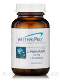 L-Methylfolate 15 mg + Cofactors - 30 Capsules