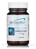 L-Methylfolate 7.5 mg - 30 Capsules