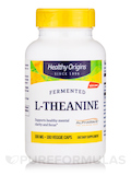 L-Theanine 100 mg (AlphaWave®) - 180 Veggie Capsules