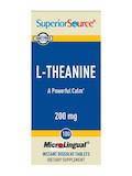 L-Theanine 200 mg - 100 MicroLingual® Tablets