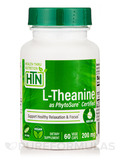 L-Theanine (as PhytoSure™ Certified) 200 mg - 60 VegeCaps