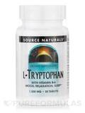 L-Tryptophan 1000 mg with Coenzyme B-6 30 Tablets