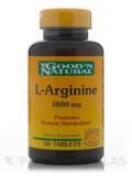 L-Arginine 1000 mg 50 Tablets