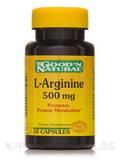 L-Arginine 500 mg 50 Capsules