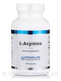 L-Arginine 100 Vegetarian Capsules