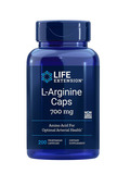 L-Arginine Caps 700 mg - 200 Vegetarian Capsules