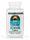 L-Arginine L-Citrulline - 120 Tablets