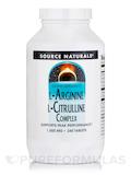 L-Arginine L-Citrulline 240 Tablets