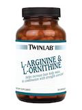 L-Arginine & L-Ornithine - 100 Capsules