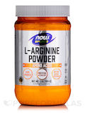 NOW® Sports - L-Arginine Powder - 1 lb (454 Grams)