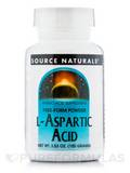 L-Aspartic Acid Powder - 3.53 oz (100 Grams)