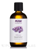 NOW® Essential Oils - Lavender Oil - 4 fl. oz (118 ml)