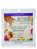 Lavender Aromatherapy Mineral Baths - 3 oz (85 Grams)