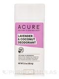 Lavender & Coconut Deodorant - 2.2 oz (62.4 Grams)
