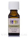 Lavender Essential Oil (Lavandula angustifolia) - 0.5 fl. oz (15 ml)