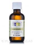 Lavender Essential Oil (Lavandula angustifolia) 2 fl. oz (59 ml)