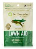 Lawn Aid Chews for Dogs, Sugar Free, Chicken Liver Flavor - 60 Chews (3.17 oz / 90 Grams)