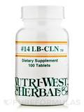 LB-CLN (#14) (Herbal) - 100 Tablets